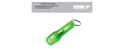 S-1713 - Flashlight - 3 Led Twist